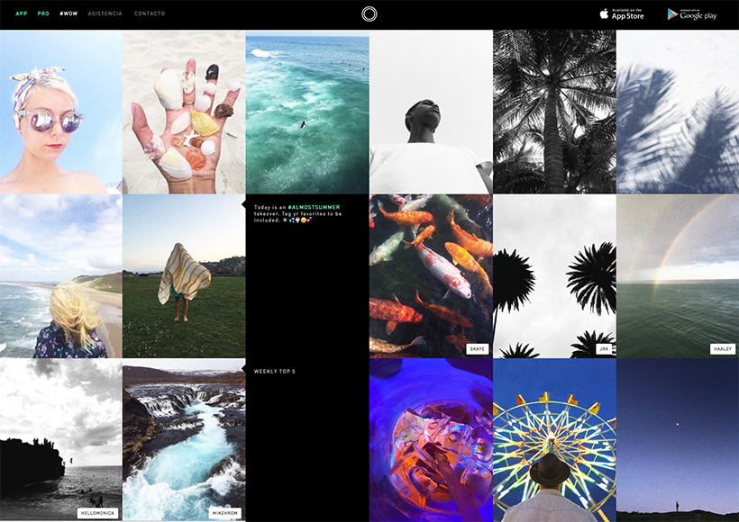 La competencia de instagram
