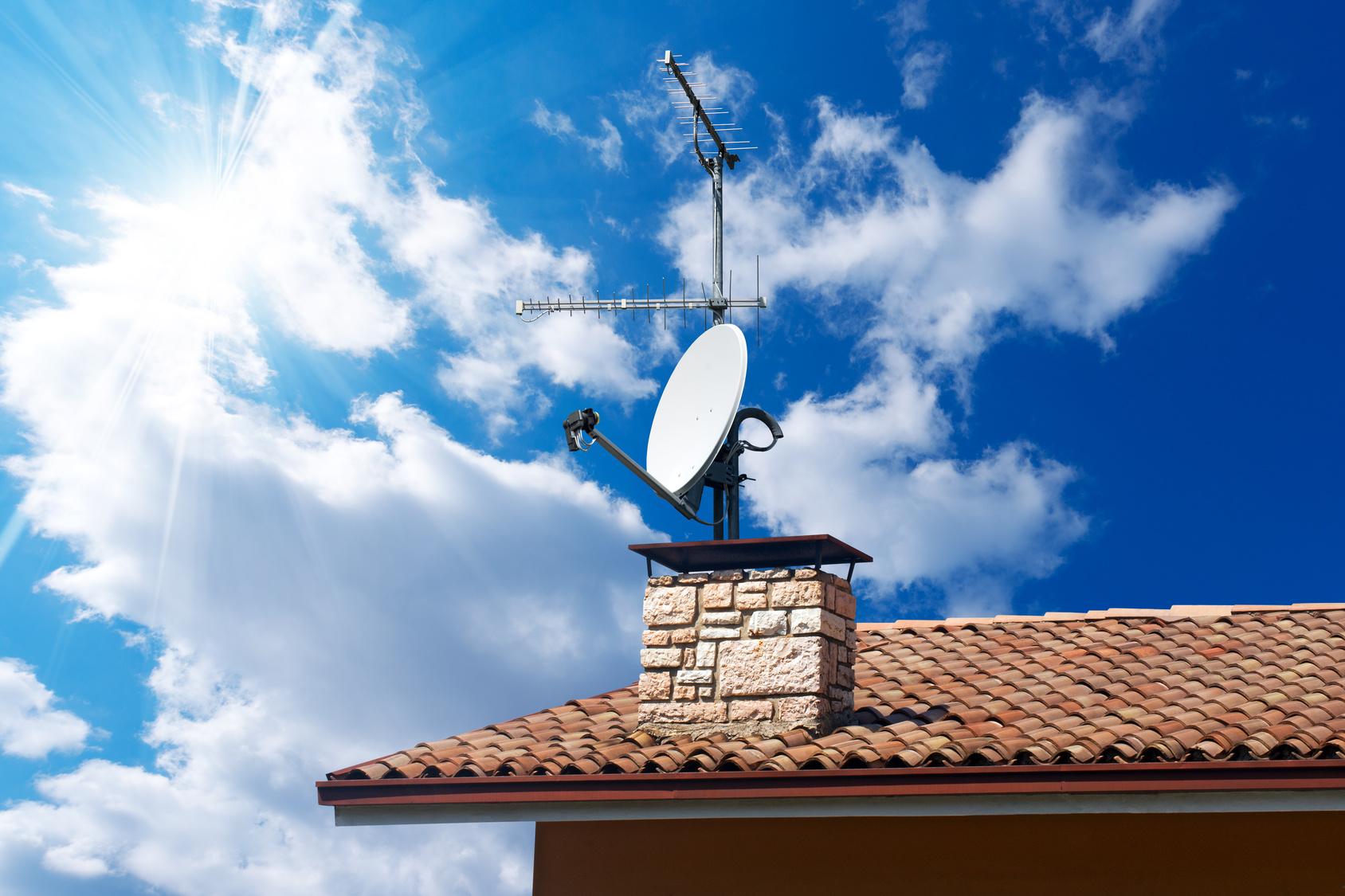 servicio de instalacion de antenas
