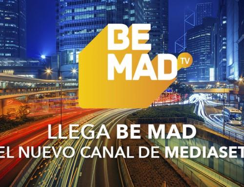 Be Mad TV arrancará sus emisiones el jueves 21 de abril