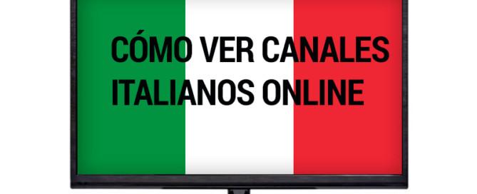 Television italiana online