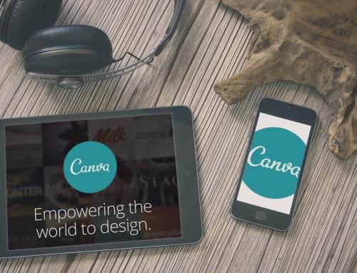 CANVA, una creativa opción para el Diseño Gráfico
