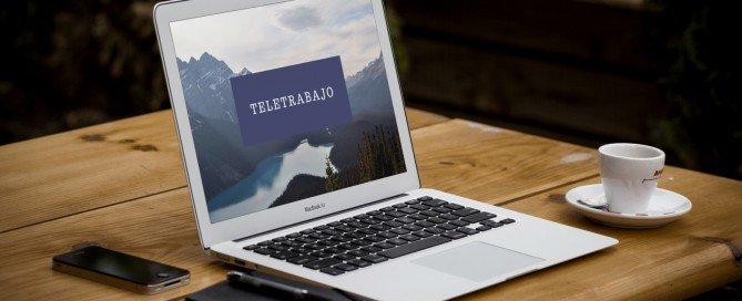 Teletrabajo, modalidad de empleo alternativo